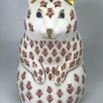 ROYAL CROWN DERBY 'Hamster' Paperweight